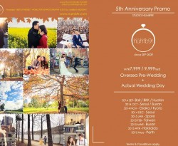 5th Anniversary Promo (Oversea & Actual Day...