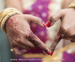 Indian Traditional Reception Photographers Murali & Drashana's Engagement 86647