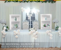 Malay Modern Reception Decorations Decorations 103009