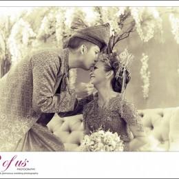 Fadzli & Natasha's Wedding Day