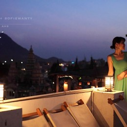 Celebrating Shihao+Sofie At India Rajasthan