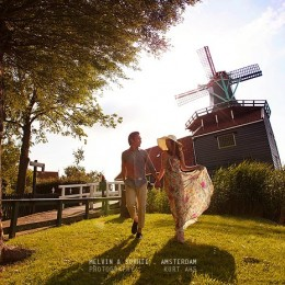 Melvin & Sophie Amsterdam Pre-wedding