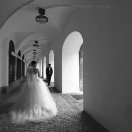 Prague Pre-wedding Potraits