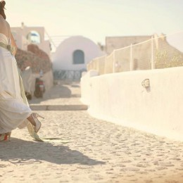 Santorini Pre-wedding Potraits
