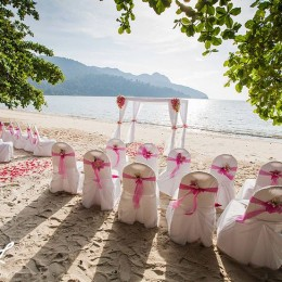 Beach Wedding, Andaman: John & Tiffany