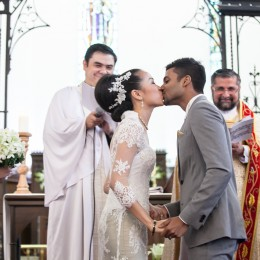 The Double Reverend Wedding Of Ashish And Huiyoong