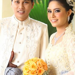 All The White Color Kebaya