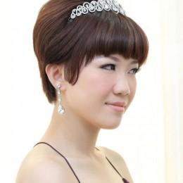 Bridal Short Hair Series 2013
