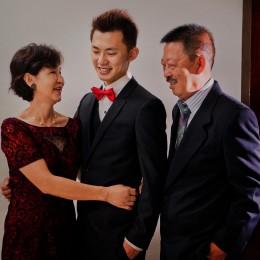 Celebrating _ Pei Yong & Kah Wang