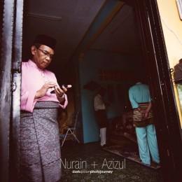Azizul + Nurain_ Mixed