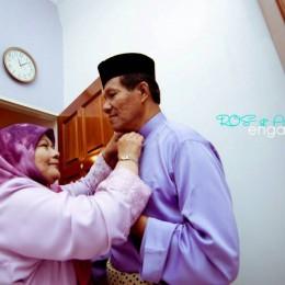 Ros + Arief Engagement