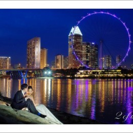 Timothy + Nathania Pre-Wedding By Cole
