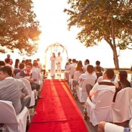 {Beach Wedding @ Port Dickson} Elton + Rainee