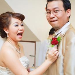 Wedding - Booon Pin ♥ Chin Ying