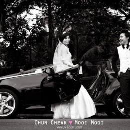 Wedding - Chun Cheak ♥ Mooi Mooi