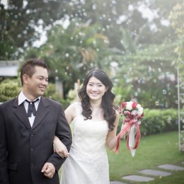 Congratulation To Yu Lee & Chin Teng