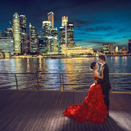 Singapore Prewedding