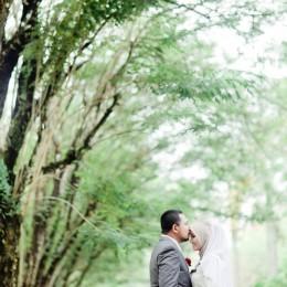 Adam and Umairah