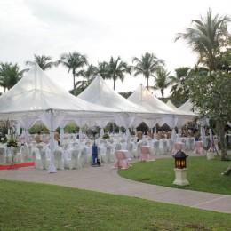 Dr. Alia & Ihsan Wedding Reception