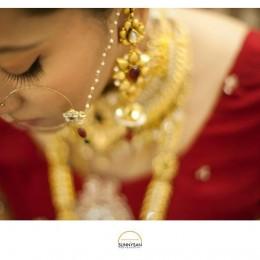 First Punjabi Wedding : Jesamin & Hardinesh