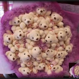 Teddy Bear Bouquets