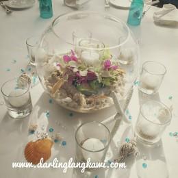 Wedding Decorations At The Andaman Resort
