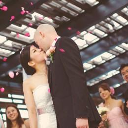 Wes & Iris's Wedding In Bali