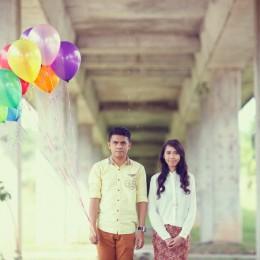 Awien + Faizal
