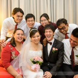 MS And SH Wedding