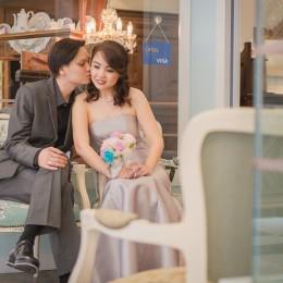 Calvin & Siew Ping's Pre-Wedding Shoot