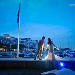 Ain + Azrie (pre-wedding)