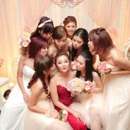 Bride~Jolin Yap
