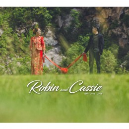 Wedding Actual Day| Robin & Cassie