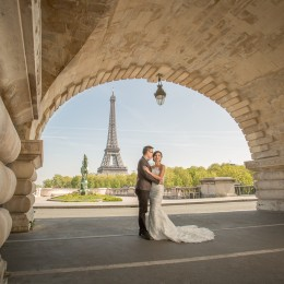 Chin Hing & Wei Yi - Paris Pre-Wedding