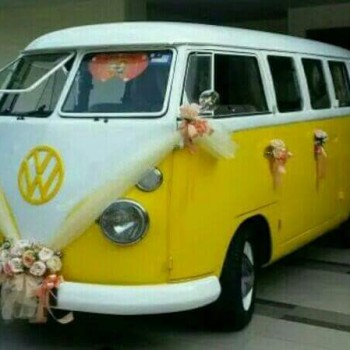 6 Hours VW Kombi for Rent (Yellow)