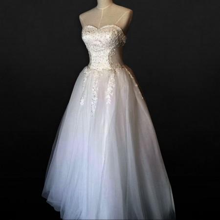 Wedding Gown Rental (2 Pieces)