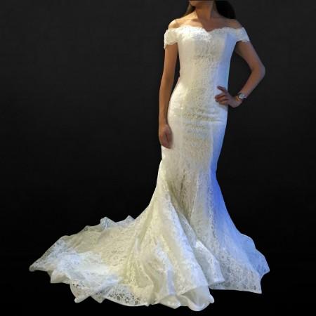 Wedding Gown Rental (3 Pieces)