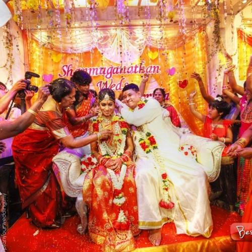 Planyourwedding your wedding ideas and inspiration indian wedding shanmuganathan and parimala junglespirit Image collections