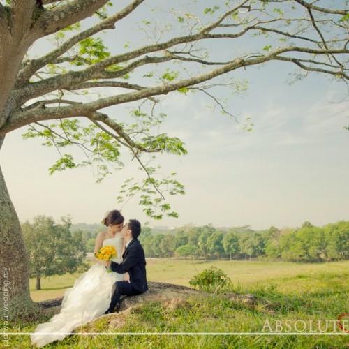 Our Pre-Wedding Shoot