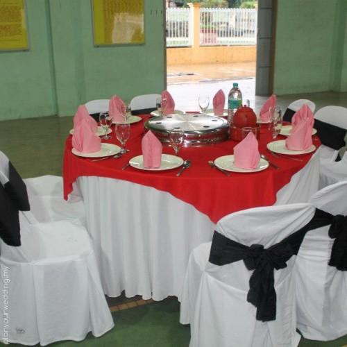 Meja Makan Setup VIP D\u0027syukran & PlanYourWedding: Your wedding ideas and inspiration!
