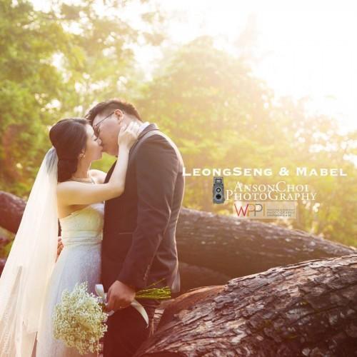 Our Pre-wedding Couple