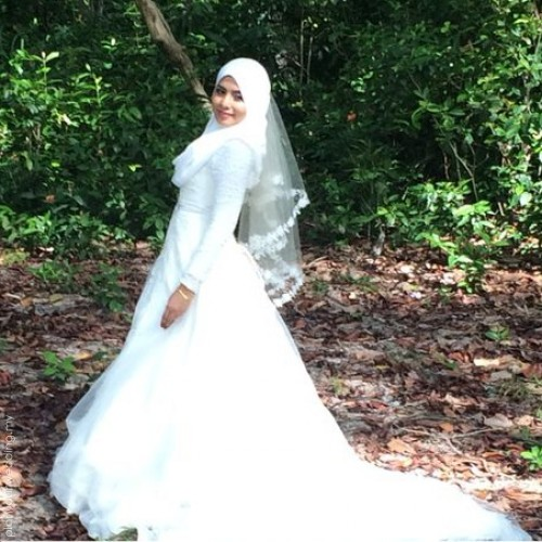 Our Malay Bride Nadrah