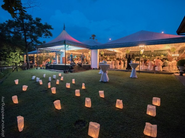 7 Exceptional Wedding Venues in Malaysia