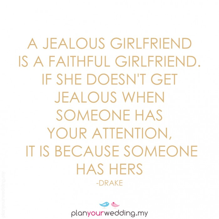 jealous girlfriend quotes - photo #25