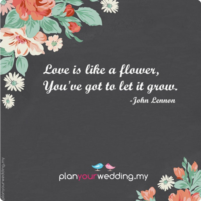 Flower Love Quotes Inspiration Quotes About Love Growing Like Flowers  Dobre For