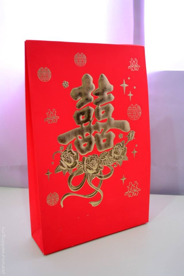 Chinese Tradition Wedding Gift From Groom To Bride And In Return