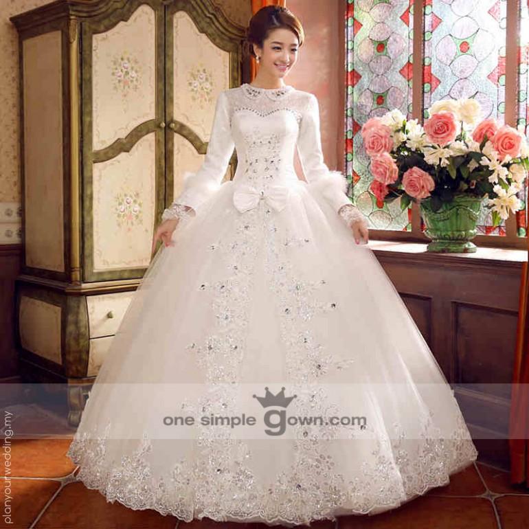 Malaysian Wedding Dress Designer. Nikah Ceremony Malay Wedding The ...