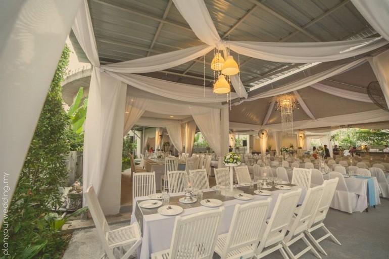 Planyourwedding your wedding ideas and inspiration outdoor indoor exclusive garden wedding venue in kuala lumpur junglespirit Image collections