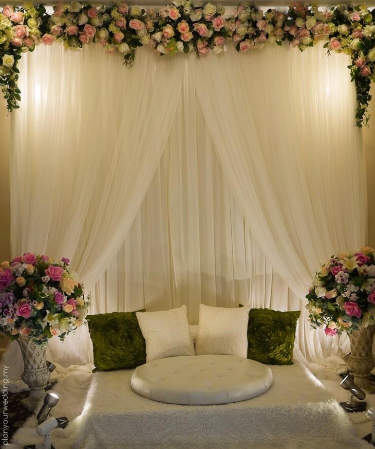 Planyourwedding your wedding ideas and inspiration pelamin decor junglespirit Images