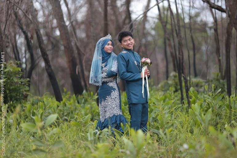 Planyourwedding your wedding ideas and inspiration post wedding photoshoot of nadhirah and ilham junglespirit Gallery